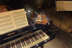 Skrzypce Stradivariusa z 1727 r