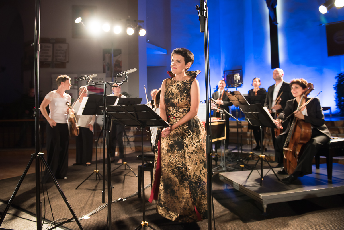 Olga Pasiecznik i Oh Orkiestra Historyczna